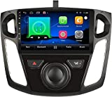 Android 8.1 Browser GPS Stereo GPS Browser per Ford Focus 2012-2018, compatibile con...