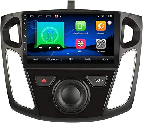 Android 8.1 Browser GPS Stereo GPS Browser per Ford Focus 20