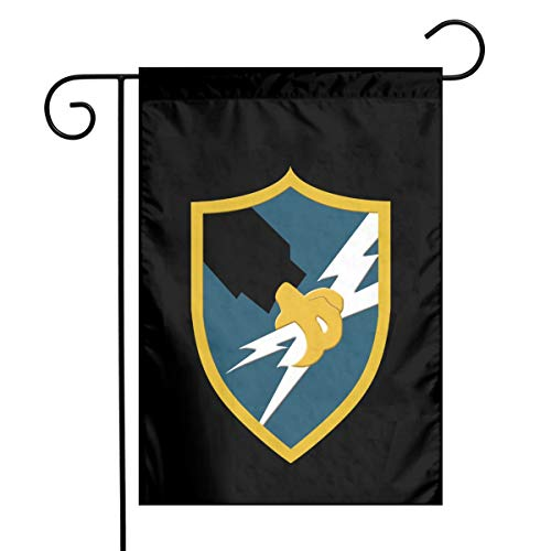 Lfgyuuserg Us Army Security Agency Garden Flag 12 X 18 Inch, Home Outside Yard Decoration Flag