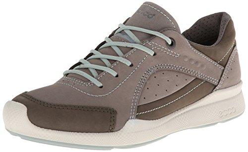 ECCO Damen Biom Hybrid Walk Fashion Sneaker, Grau (grau - warm Grey), 39/39.5 EU