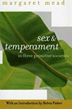Sex and Temperament by Mead, Margaret. (Harper Perennial,2001) [Paperback]