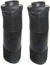 2pcs Rear Hydraulic Shock Absorber Strut Dust Cover Boot A2203280292 For Mercedes W220 ABC Car Suspension Repair Kits