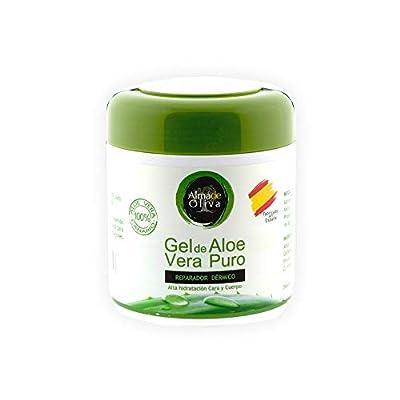 Aloe Vera Gel 500 ml. Moisturiser aloe vera cream. After shave and after wax aloe vera gel. Relief gel for insect bite and sun burn. Aloe Vera Gel for body and face. Gel Aloe Vera