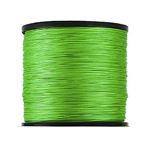 plhzh - Geflochtene Angelschnüre in green, Größe 0.32mm-22.5kg