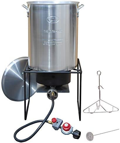 King Kooker 12RTF Turkey Fryer Propane Outdoor Cooker Pkg product image