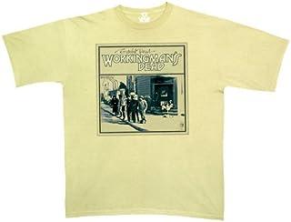 Liquid Blue Men's Grateful Dead Working Man's Dead Short Sleeve T-Shirt