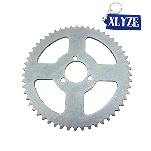 XLYZE T8F 54 Tooth 29mm Piñón de cadena trasera para 47cc 49cc Motor Pocket Bike Mini Moto Quad ATV Minimoto