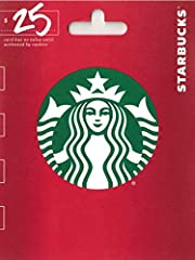 A Starbucks Card is Always Welcome Starbucks Cards redeemable at most Starbucks locations. It's a great way to treat a friend. It's a convenient way to pre-pay for your own regular purchases. No returns and no refunds on gift cards.
