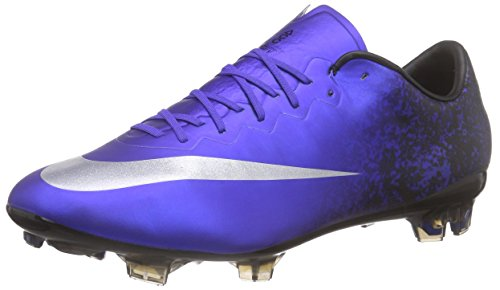 Nike MercurialX Vapor X Ronaldo Firm Ground Cleats [DEEP Royal Blue] (7.5)