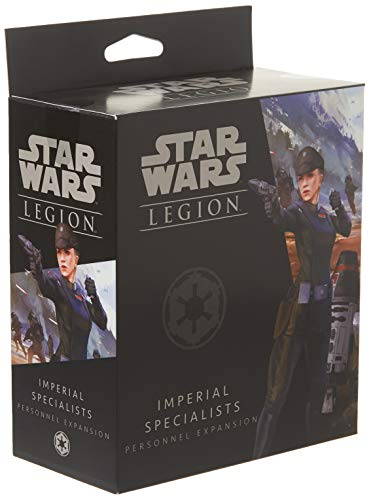 Fantasy Flight Games FFG Star Wars Legion: Imperial Specialists, Multicolor