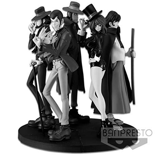Banpresto Lupin the Third Fujiko Mine Creator x Creator Series Figure