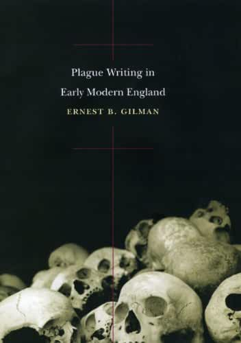 Plague Writing in Early Modern England (English Edition)