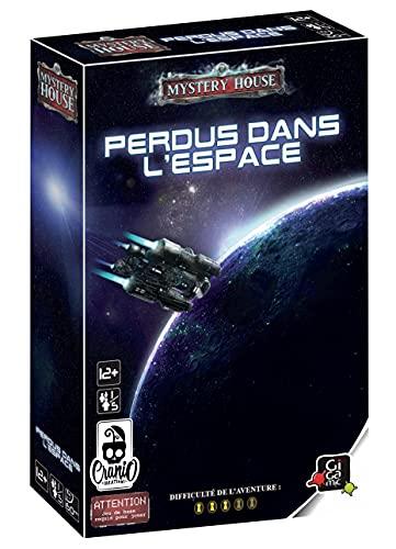 Mystery House 4 - Perdus dans l'espace