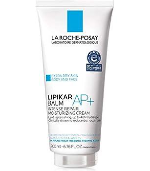La Roche-Posay Lipikar Balm Intense Repair Body Cream 6.67 Fl Oz