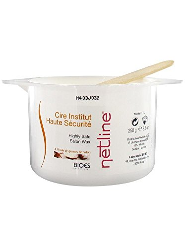 Netline - Cire Institut Haute Securite Graines De Coton 250g Netline