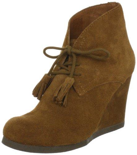 Scholl GRIEL F24557, Damen Fashion Halbstiefel & Stiefeletten, Braun (Brown 1011), EU 39