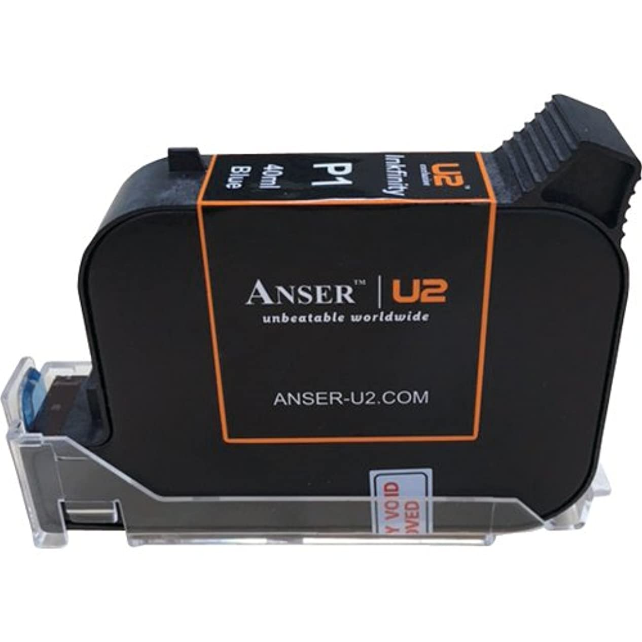 静脈初心者娘テクノマーク U2用42ccインク 青 AU2030016