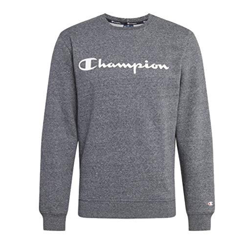 Champion - Felpa con scollo a V, taglia L