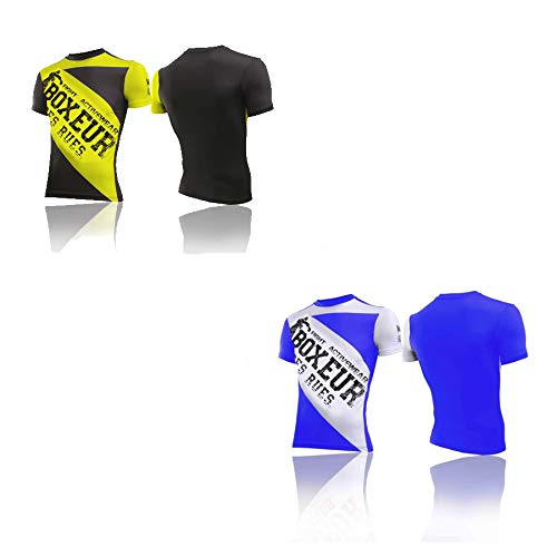 BOXEUR DES RUES T-Shirt Col Rond