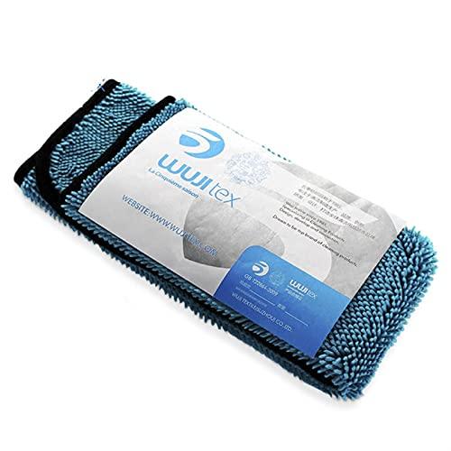 Lixiaonmkop 40x60cm Chenille Autowaschmittel Mikrofaser Handtuch Auto Reinigungswerkzeuge Trocknungstuch Starke Wasseraufnahme Auto Waschen Wischen Tuch