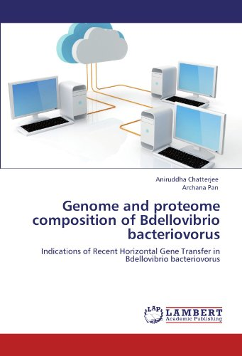 Genome and Proteome Composition of Bdellovibrio Bacteriovorus