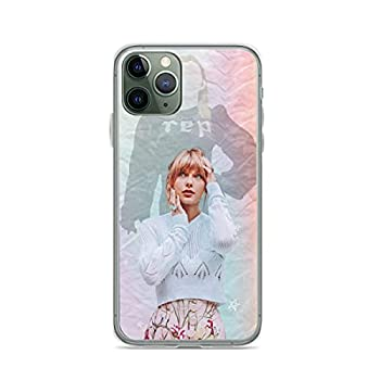 Pure Clear Phone Cases Compatible with iPhone 11 12 Pro Max X/Xs Xr 8/7 6/6s Plus SE 2020 Samsung A72 S21 Ultra Case Cover Taylor Swift
