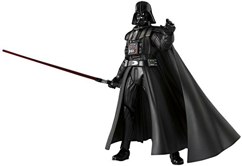 Sh Figuarts Star Wars Darth Vader About 155mm PVC & Abs-painted Action Figure (First Time with Benefits)