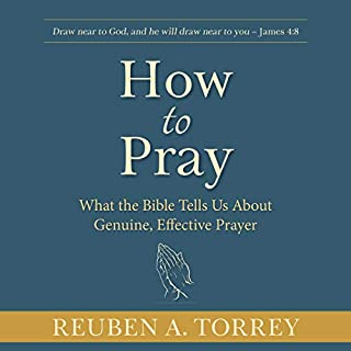 How to Pray audiobook cover art