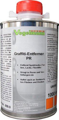 1 l Graffiti-Entferner Lackabbeizer