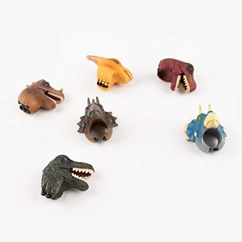 Great Pretenders - Animal Kingdom Rings: Dinosaur Perline, Colore (Multicolore) (84511).