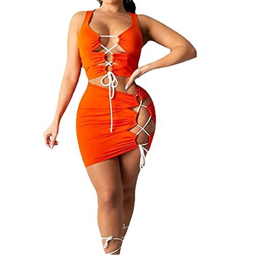 N\P Verano Casual Mujer Suelta Vestido De Las Señoras Cómodo Falda De Las Mujeres