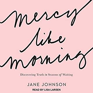 Mercy Like Morning cover art