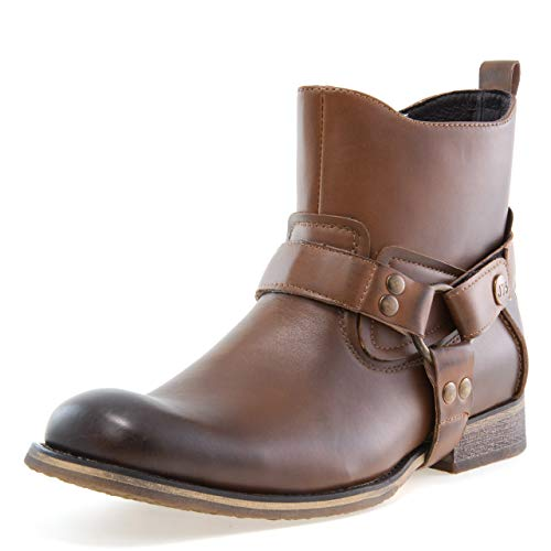 J75 by JUMP Men's Wild X Boot, Tan, 8 Medium US