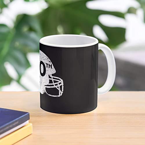 20Th Birthday Gifts 20 Years Safeties Birthday Gift Full Back Coach Old Bestseller-Modegeschenk 11 Unze-Kaffeetasse für jeder