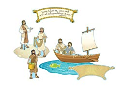 Fishers of Men Bulletin Board Set