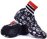 cubrezapatillas ciclismo invierno Cubierta de zapatos para bicicletas, botas de lluvia impermeable Zapatos Cubiertas para mujeres Hombres Reutilizable Lluvia Lava Botas de nieve Cubierta Bicicleta Mot