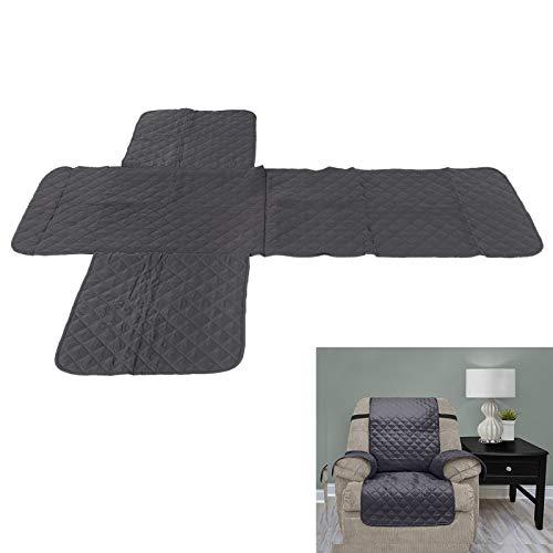 Gaeirt Hautfreundlich, Pet Sofa Mat, Anti-Bite Wohnzimmer Couch Cover Schützen Sie Ihre Sofamöbel Daily Wears,(Single seat)