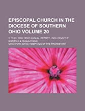 Episcopal church in the diocese of southern Ohio Volume 20 ; 3, 17-29, 1886-1902|3 annual reportincluding the charter & regulations