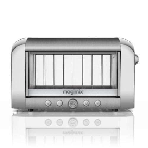 Magimix 11526 Brushed Vision 2-Slice Toaster