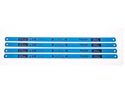 Set 8x Metallsägeblatt (18/24/32/18-24-32 ZpZ) - Universal-Sortiment für Metall *Made in Germany*
