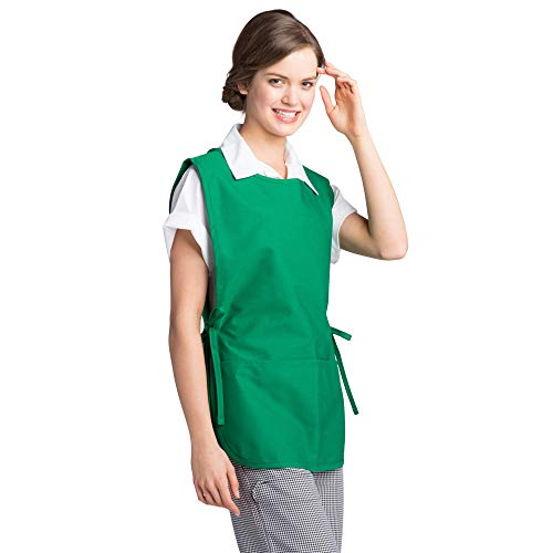Product Image of the Uncommon Threads Unisex Cobbler Apron 20W X 28L, Kelly, One Size