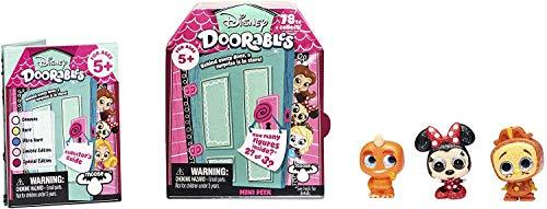 Doorables- Mini muñecas Sorpresa de Disney para coleccionar (Famosa 700014654), Multicolor