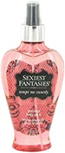 Sexiest Fantasies Tempt Me Sweetly by Parfums De Coeur Body Spray 217 ml for Women