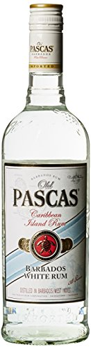Old Pascas Barbados Rum White, 1er Pack (1 x 700 ml)