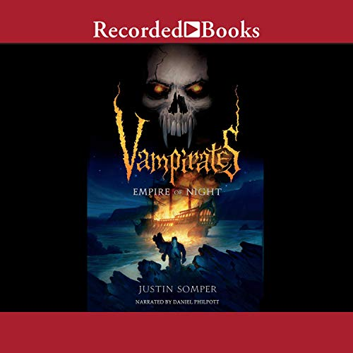 Empire of the Night audiobook cover art