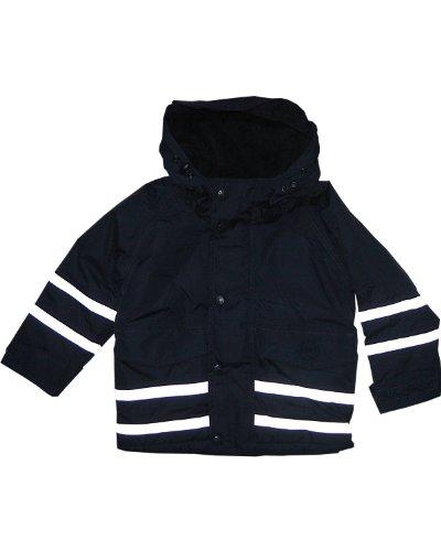 BMS Winterjacke Comfort marine-140 - Kindermode : Jungen