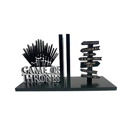 Aparador de livros Relevo Game of Thrones Mdf
