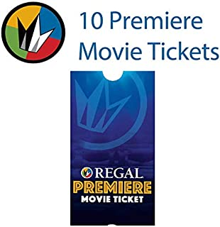 10 Regal Entertainment Group Premiere Movie Tickets (Save 25+)