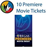 10 Regal Entertainment Group Premiere Movie Tickets (Save $25+)
