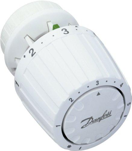 Danfoss Thermostakopf, Nullabsperrung und Frostschutz